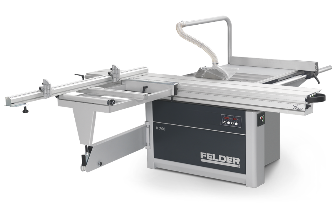 K 700 Professional Panel Saw Felder Woodworking Machines