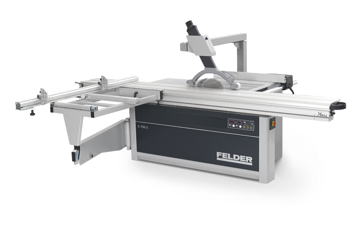 Felder Group Woodworking Machines From Format Sliding Table Saws To Dust Extractors