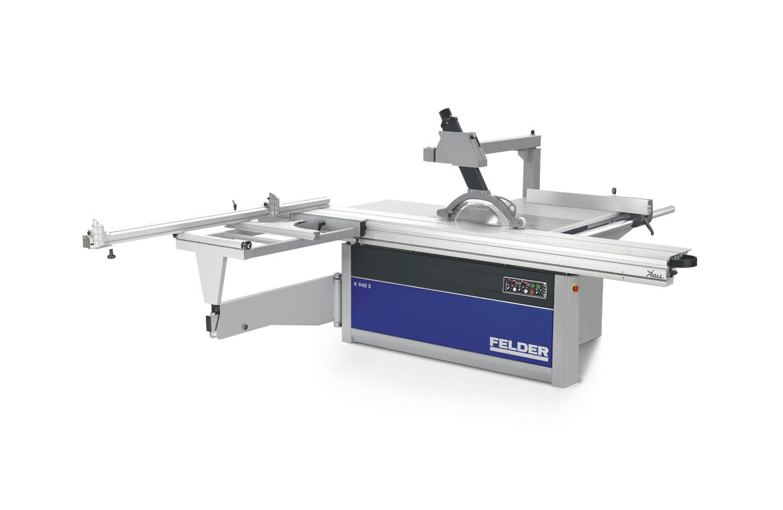 K 940 S Panel Saw Felder Woodworking Machines