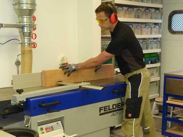 Woodworking Machines Felder Group